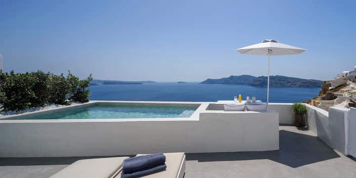 Echoes Suites   Premium Suite with Plunge Pool