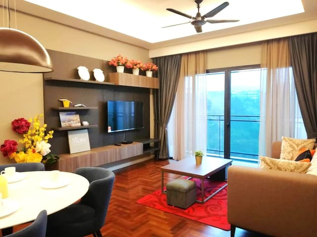 Home Sweet Home Vista 1105 Genting (FREE WIFI)