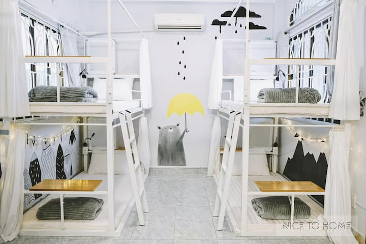 50% OFF | Spacious Bunk Bed | District 1 Saigon