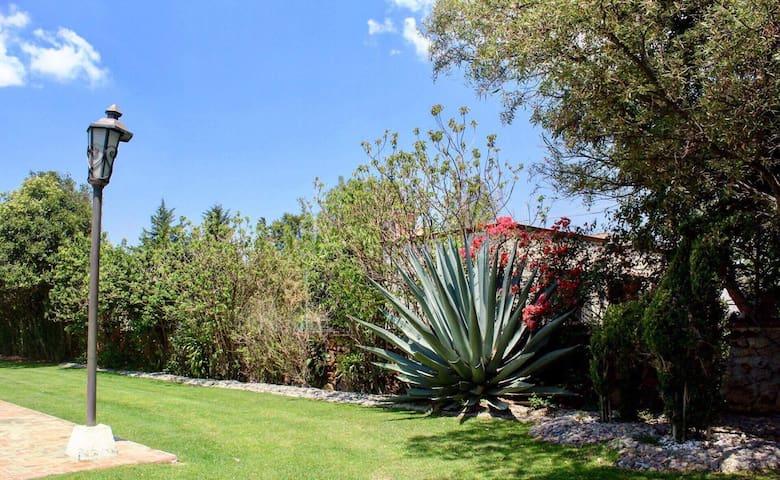 Casa en Tequisquiapan con Alberca y Jacuzzi