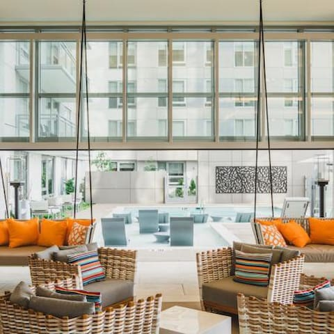 Resort Style in Buckhead