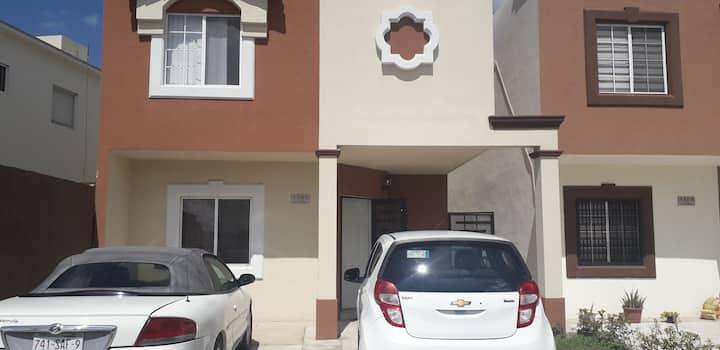 Casa zona residencial compartida