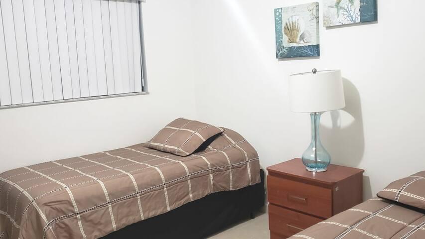 alojamiento en casa familiar agradable y acogedor