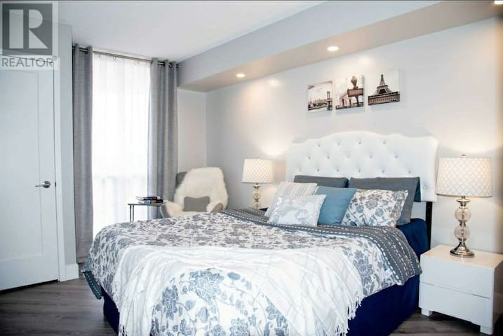 Stunning 1bedroom appartment in Barrie