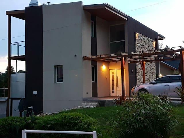 Casa completa naturaleza.....tranquilidad y paz