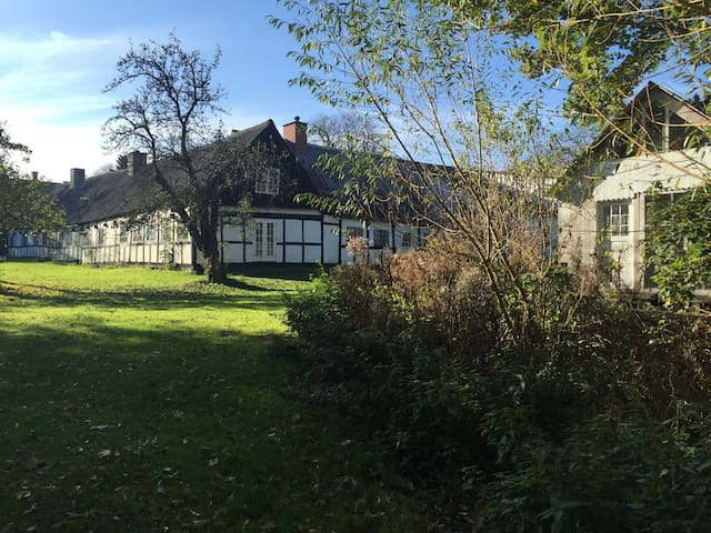 Feriebolig i rolige og idylliske omgivelser - Samsø - Lägenhet
