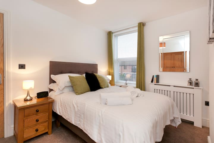 West Bridgford cosy modern flat - West Bridgford  - Daire