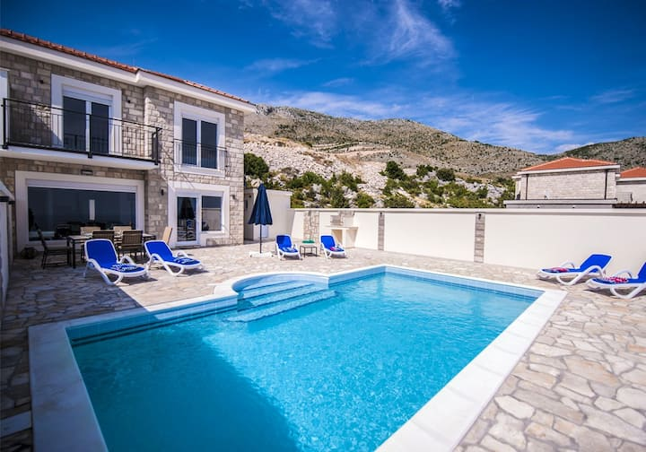 Luxury Villa Layla with private pool - Dubrovnik