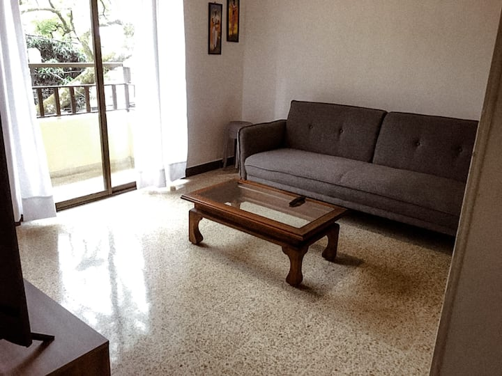 Spacious apartment in Jose Felix de Restrepo