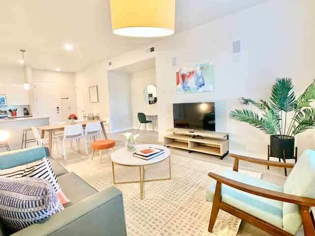 Conveniently Located, 2bd/2ba Apartment in Tempe