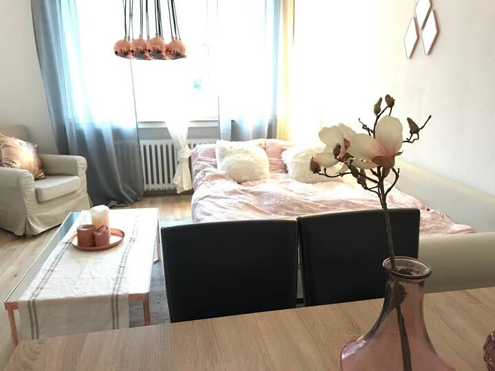 Comfy room in the Heart of Düsseldorf