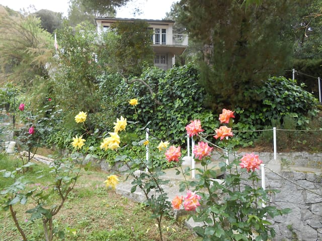 green oasis in a splendid position - Marina di Campo - Byt
