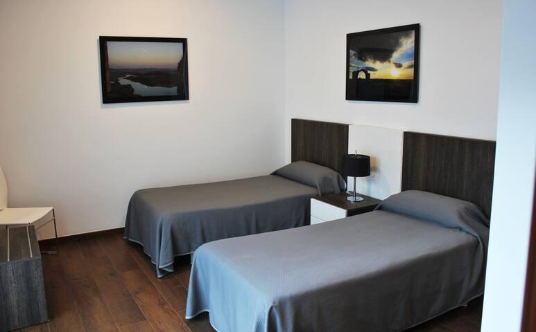 Dormitorio adicional, Apartamento Deluxe
