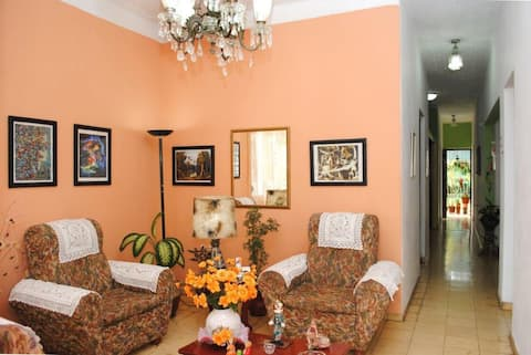 Nilda's House comfortable, familiar, good location