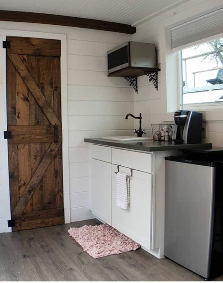 Charming tiny house