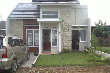 Rumah yang tenang dan Asri