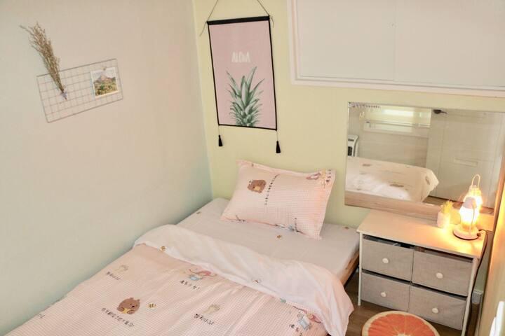 Single Room# Seoul 中区 Dongdaemun Villa/东大门/明洞/单人房
