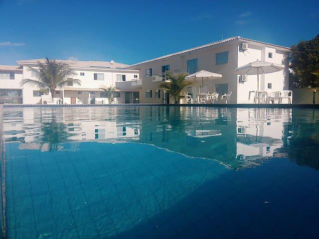 Porto Luar - Apartamentos na Praia - Porto Seguro - Leilighet