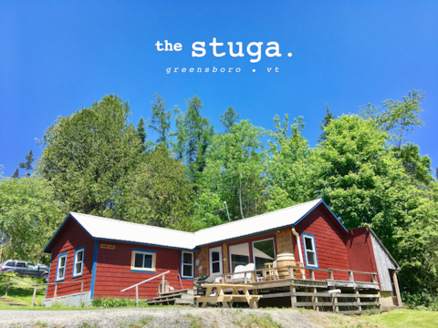 """""""The Stuga"""" a quaint cottage with sweeping views"""