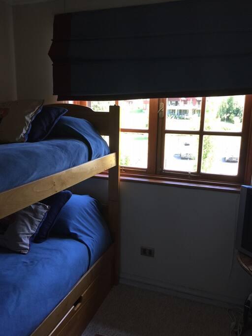 Dormitorio 2 - 3 camas