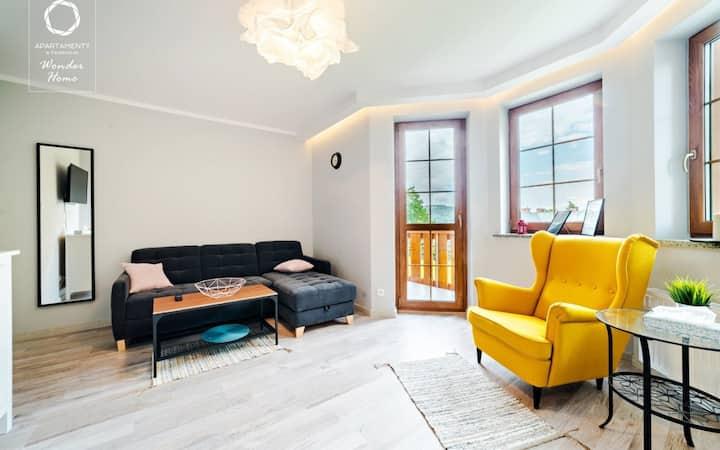 Apartamenty Wonder Home - Yellow