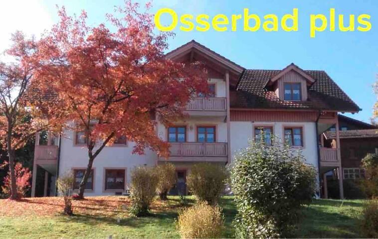Traumappartement im bayerischen Wald