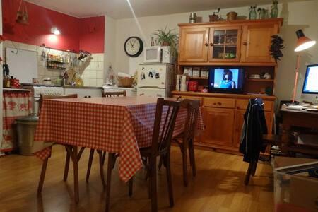 Appartement cosy dans quartier dynamique - Nancy