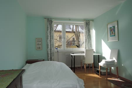 Quiet, centrally located, cosy room - München