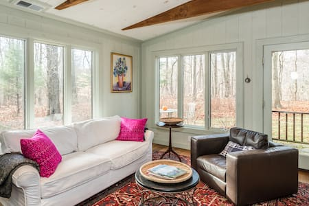 Cozy guest cottage - Roxbury