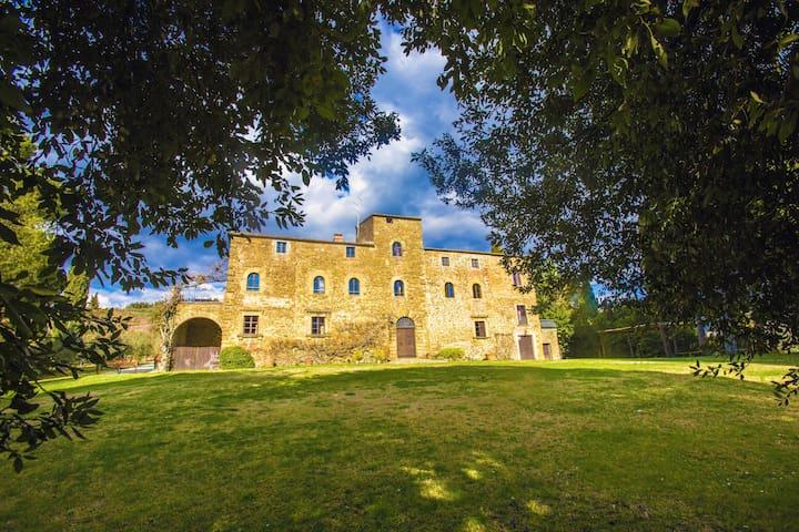 Ancient Villa near Arezzo