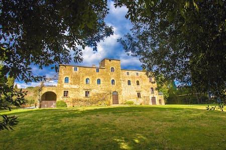 Antica Villa vicino Arezzo - Badia Tedalda - Villa