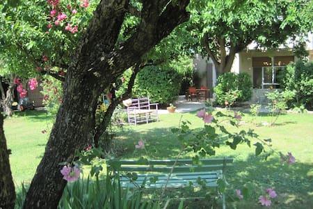 """Villa Jeanne, Chambre d'hôtes """"Swing""""  4 personnes - Carpentras"""