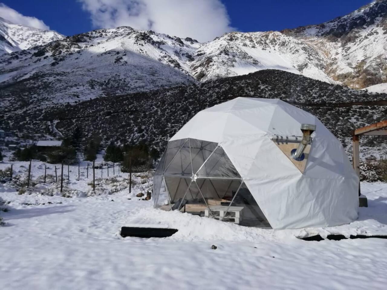 Base Camp Lo Valdes
