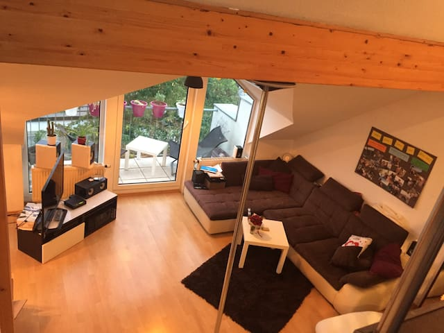 fully equipped gallery apartment