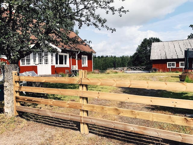 Traditional Swedish farmhouse in beautiful Skåne