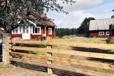 Traditional Swedish farmhouse in beautiful Skåne