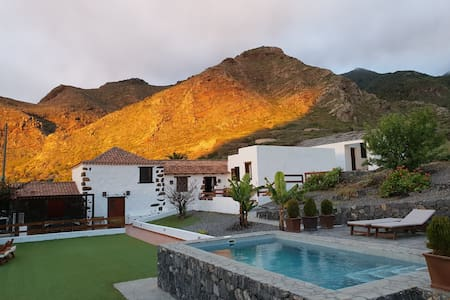 """""""Viña Camello"""" casa rural Tenerife."""
