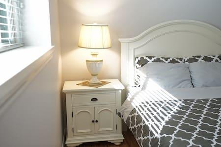 Sparkling clean  & super spacious 2 bedroom suite