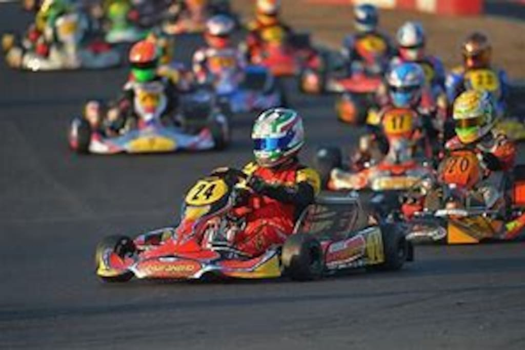 SOUTH GARDA KARTING LONATO
