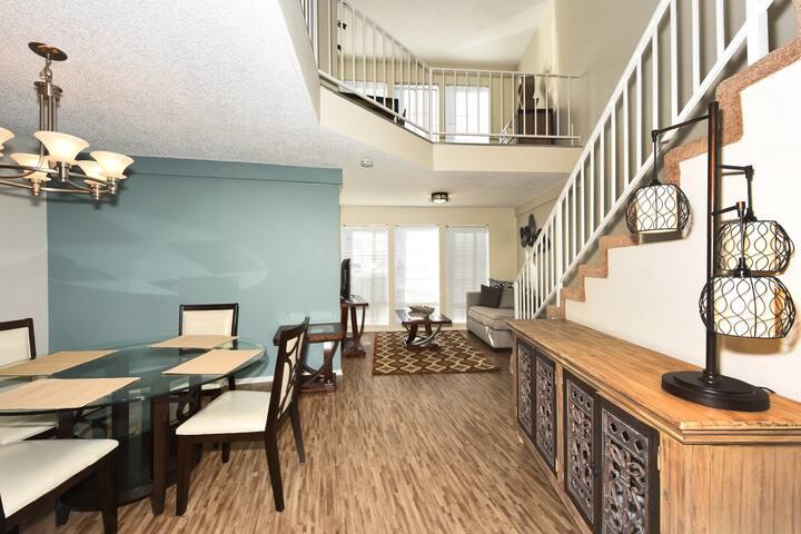 The Bagley #312 Loft Penthouse