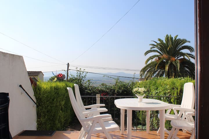Holiday home, beautiful views, sea and nature! - L'Estartit - Casa