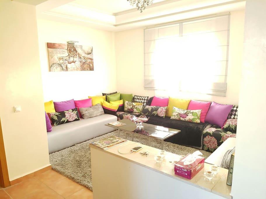 le bon coin l o il faut tre appartements louer fnideq tanger t touan maroc. Black Bedroom Furniture Sets. Home Design Ideas