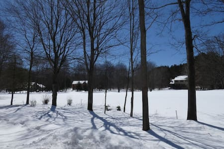 Trillium North on the Golf Course