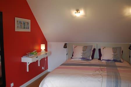 Chambre ROZENN - Plonévez-Porzay - Bed & Breakfast