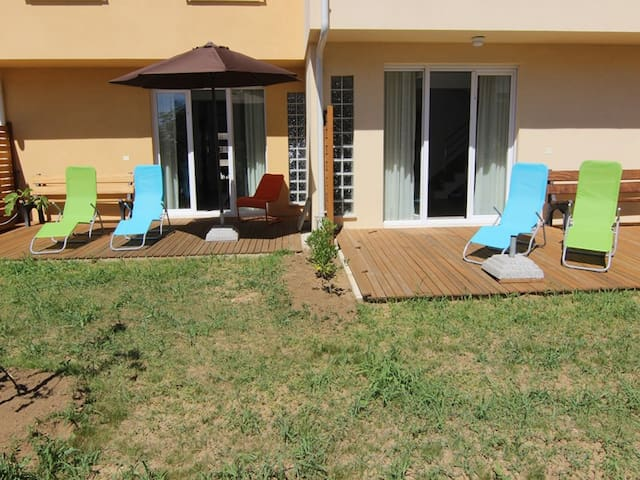 Holiday house for 8 person near beach /RED - Vrsi - บ้าน