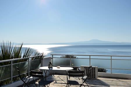 Kitries sea view home