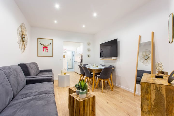 ♥ Cosy nest in Levallois-Perret - 6P