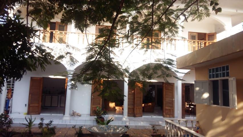 Résidence Tichani club, chambres d 'Hôtes - Cotonou - Rumah Tamu