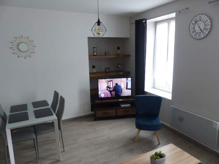 Bel appartement F3 hyper centre