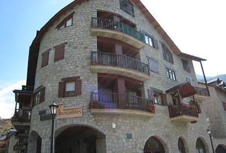 Apartamento de 2 dormitorios en el mismo Benasque